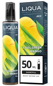 Bilde av Cool Green Mango 50 ml e-juice fra Liqua