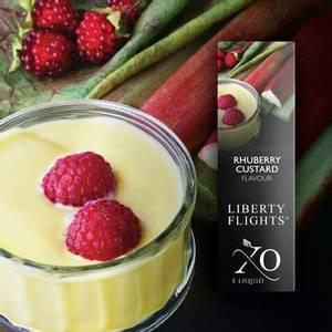 Bilde av XO Rhuberry Custard 50 ml