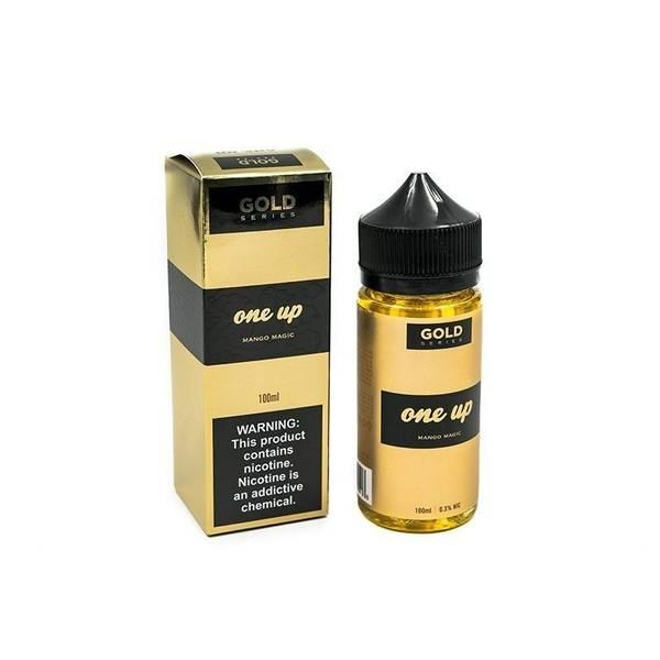 Mango Magic - One Up Gold 80ml E-juice