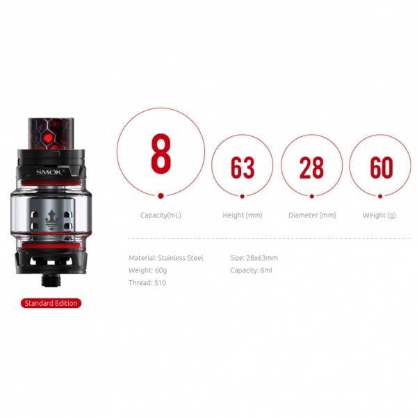 Smok TFV12 Prince 8 ml Tank