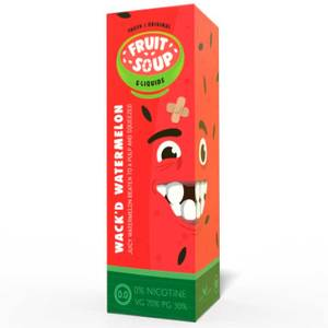 Bilde av Wack'd Watermelon - Fruit Soup 100 ml