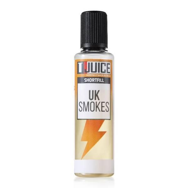 UK Smoke Shortfill - T-Juice 50 ml