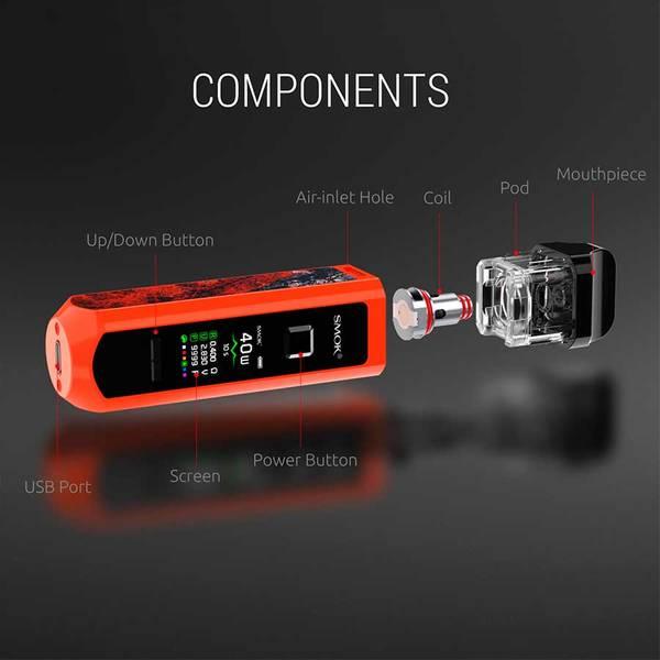 Smok RPM40 Pod Startsett 4.5 ml