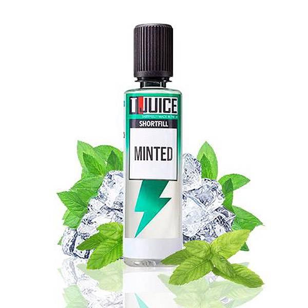 Minted Shortfill - T-Juice 50 ml