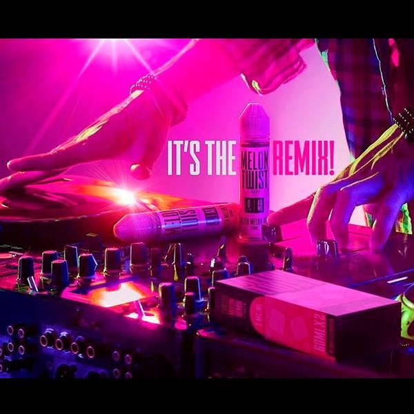 Chilled Remix (Melon) - Twist E-Liquid 60 ml