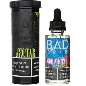 Bilde av God Nectar - 60 ml Bad Drip E-Juice